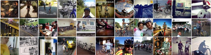 Resultados De bike ao Trabalho 2014!! \o/